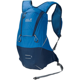 Jack Wolfskin Crosstrail 12 Sac à dos, electric blue